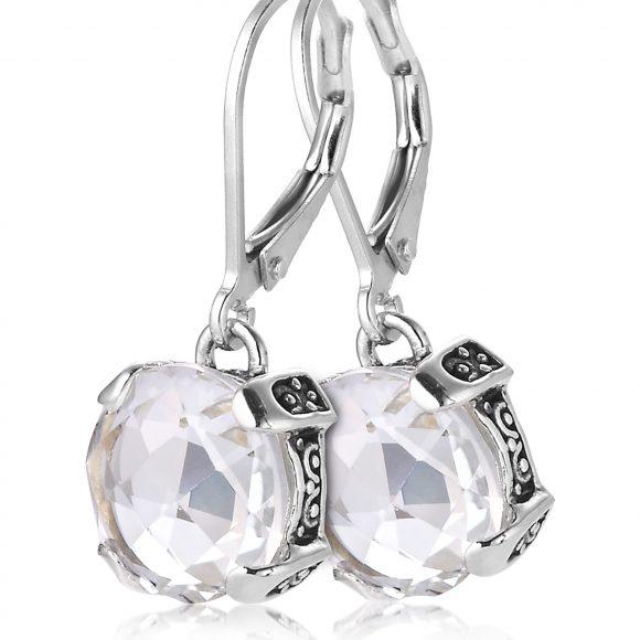 Sterling Silver Earrings Sara Blaine Jewelry